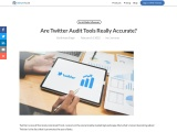 Are Twitter Audit Tools Really Accurate?