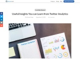 Useful Insights You can Learn from Twitter Analytics