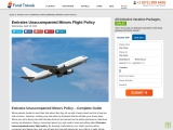 Emirates Unaccompanied Minors Flight Policy – Complete Guide