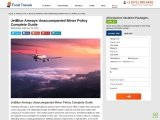 JetBlue Airways Unaccompanied Minor Policy Complete Guide