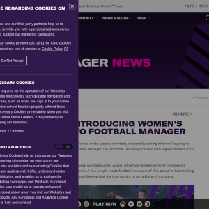 How we're introducing women's football into Football Manager | Football Manager 2021