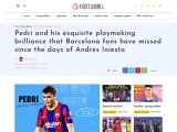 Pedri – Player Profile and The Reason Why Barcelona Signed Him