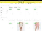 Buy Skirts for Women & Girls Online in India – Forever 21