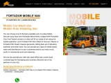 Mobile detailing equipment for sale