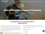 Android App Development Company | Hire Android App Developers