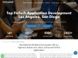 Fintech software development company in San Diego | Los Angeles