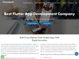 Flutter App Development Company | Flutter App Developers