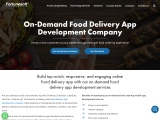 Food Delivery App Development Company | Food delivery app developers