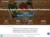 Grocery App Development Company | Grocery App Developers