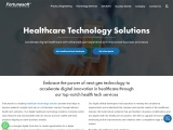 Healthcare Technology Solutions | HealthTech Solutions