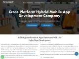 Hybrid App Development Company | Hybrid App Developers
