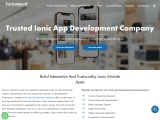 Ionic App Development Company | Ionic App Developers
