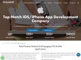 iPhone App Development Company | IOS App Development Services