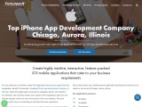 Top IOS App Development Company in Chicago | Aurora Illinois USA