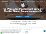 Top IOS App Development Company in Florida | Miami Tampa USA
