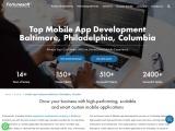 Top Mobile App Development Company in Baltimore | Philadelphia USA