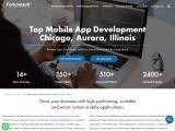Top Mobile App Development Company in Chicago | Aurora Illinois USA