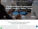 Top Mobile App Development Company in Dallas | Houston San Antonio