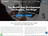 Top Mobile App Development Company in Los Angeles | San Diego USA