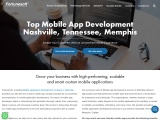 Top Mobile App Development Company in Nashville | Tennessee USA