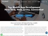 Top Mobile App Development Company in New York | New Jersey USA