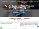 PhoneGap App Development Company   PhoneGap Apps