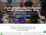 SaaS Application Development Services in Houston | San Antonio USA