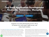 SaaS Application Development Services in Tennessee | Memphis