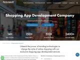 Online shopping App Development Company | Online shopping app developers