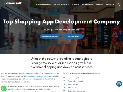 Shopping App Development   Online Shopping App Development