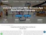 Xamarin App Development Company | Xamarin App Developers