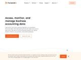 ForwardAI   A Forward Looking Financial & Accounting Data API
