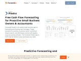 Cash Flow Forecasting for Small Business Owners & Accountants
