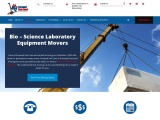 Laboratory And Medical Equipment Movers