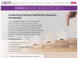 Customer Satisfaction Survey Company – Finger On The Pulse Research