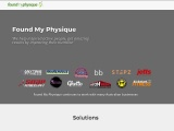 Nutrition & Body Tranformation Specialists – Found My Physique