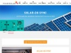 SOLAR- DG SYNC | Solar Power With DG Synchronization |