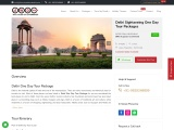 Delhi One Day Tour by Car Package