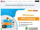 Let Your Business Reach New Heights With Windows VPS Hosting