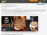 Café franchise business in Bangalore: Franchisebazar