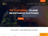 FR Clothing, Flame Resistance Clothing, Protective Clothings, Safety Apparels, Mumbai, India