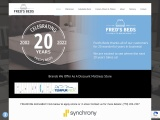 Adjustable beds Online in Georgia | Fred's Beds