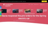 Dacia Spring electric car can be ordered again
