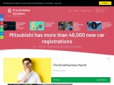 Mitsubishi recorded a total of 46,347 new car registrations