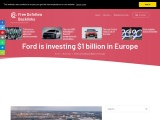 Ford is investing $1 billion in Europe