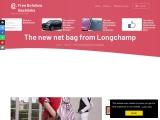 The new net bag from Longchamp