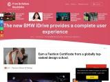 The new BMW iDrive 8 digital system