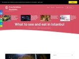 What to see and eat in Istanbul, Turkey