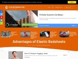 What Are Elastic Bedsheets In Bedroom?