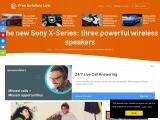 The new Sony X-Series: three powerful wireless speakers